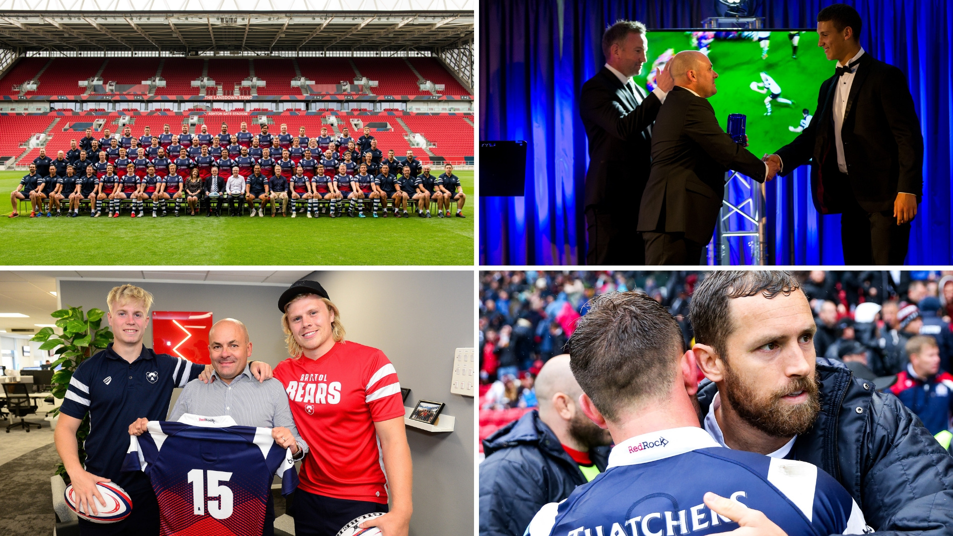 RedRock's partnership with Bristol Bears
