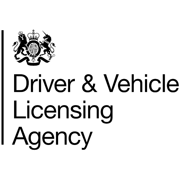 driver and vehicle license agency logo