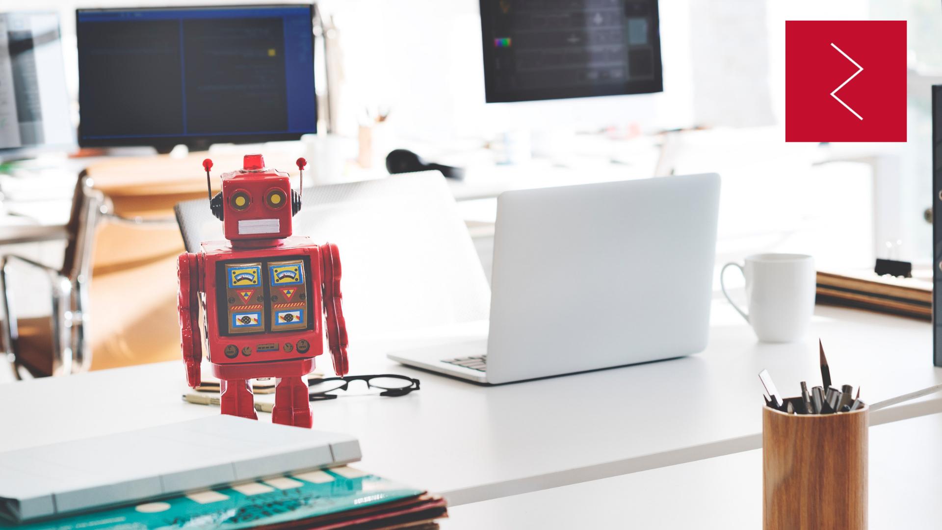 Boardroom robot