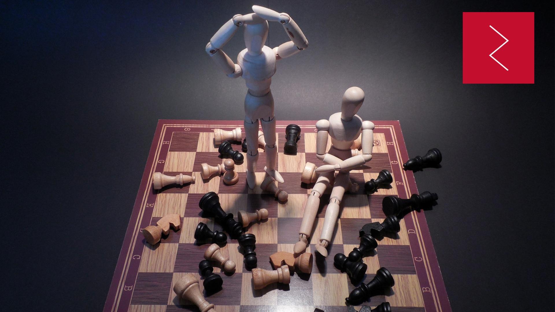 AI playing chess